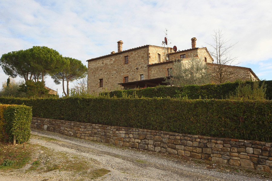is9f9594 - Apartments in hamlets CASTELLINA IN CHIANTI (SI) CORNIA