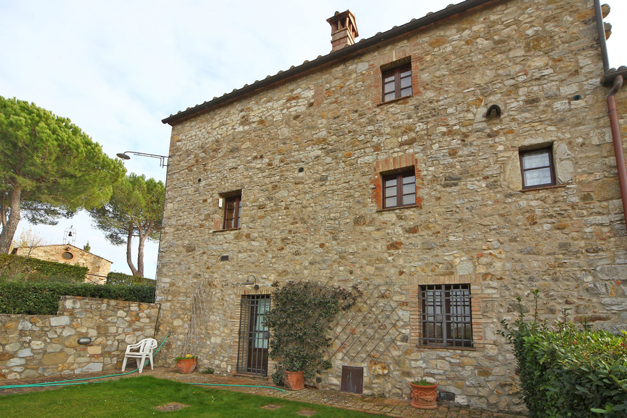is9f9583 - Apartments in hamlets CASTELLINA IN CHIANTI (SI) CORNIA