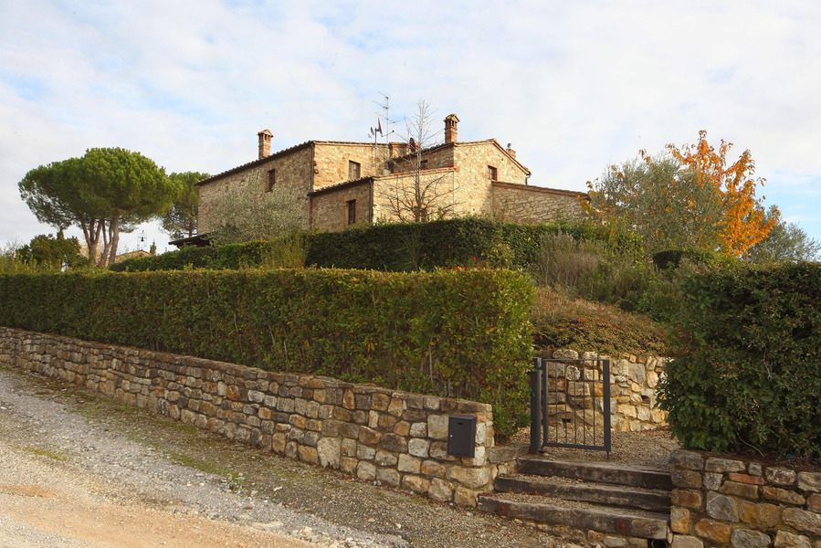 is9f9592 - Apartments in hamlets CASTELLINA IN CHIANTI (SI) CORNIA