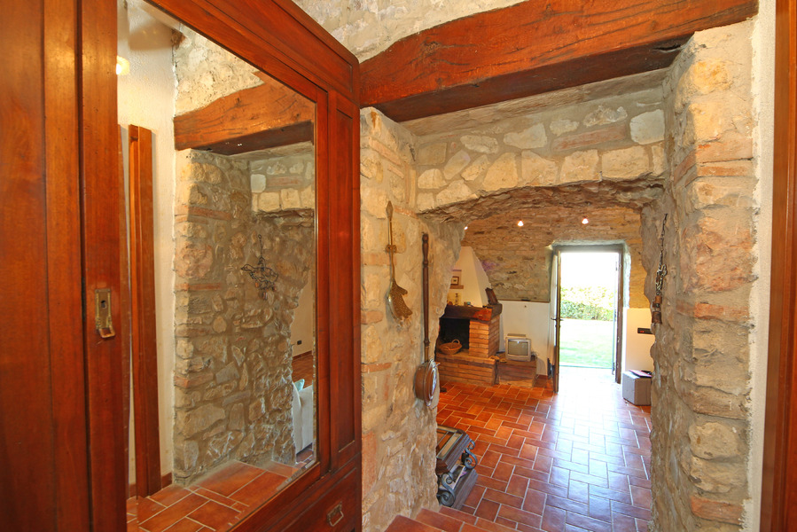 is9f8575 - Apartments in hamlets CASTELLINA IN CHIANTI (SI) CORNIA