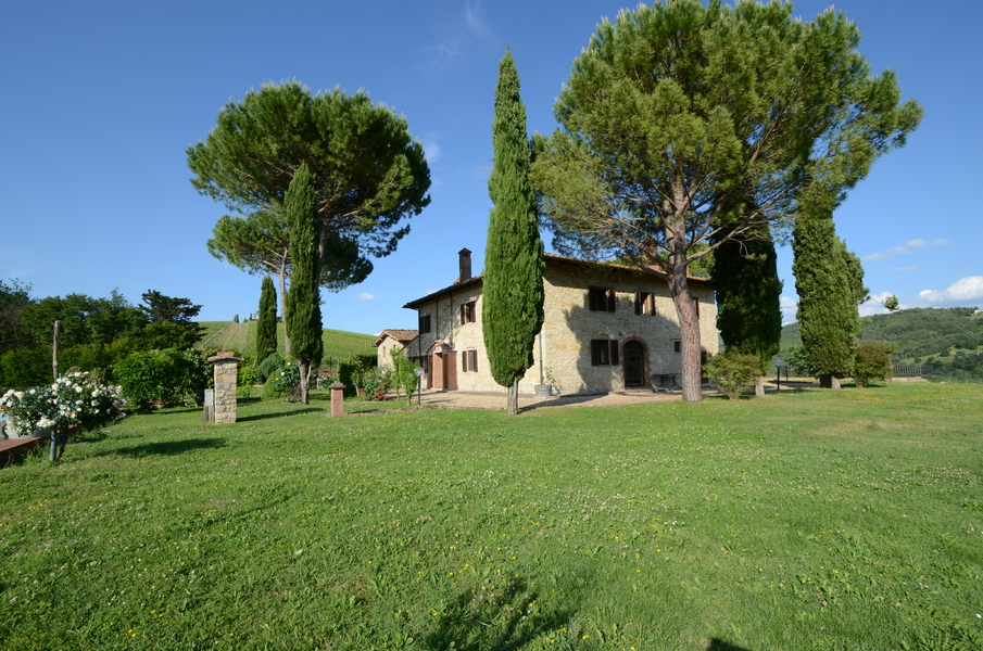 24-casa-di-campagna-casa-in-to - Country houses RADDA IN CHIANTI (SI) VOLPAIA