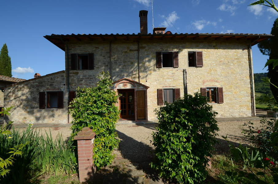 27-casa-di-campagna-casa-in-to - Country houses RADDA IN CHIANTI (SI) VOLPAIA