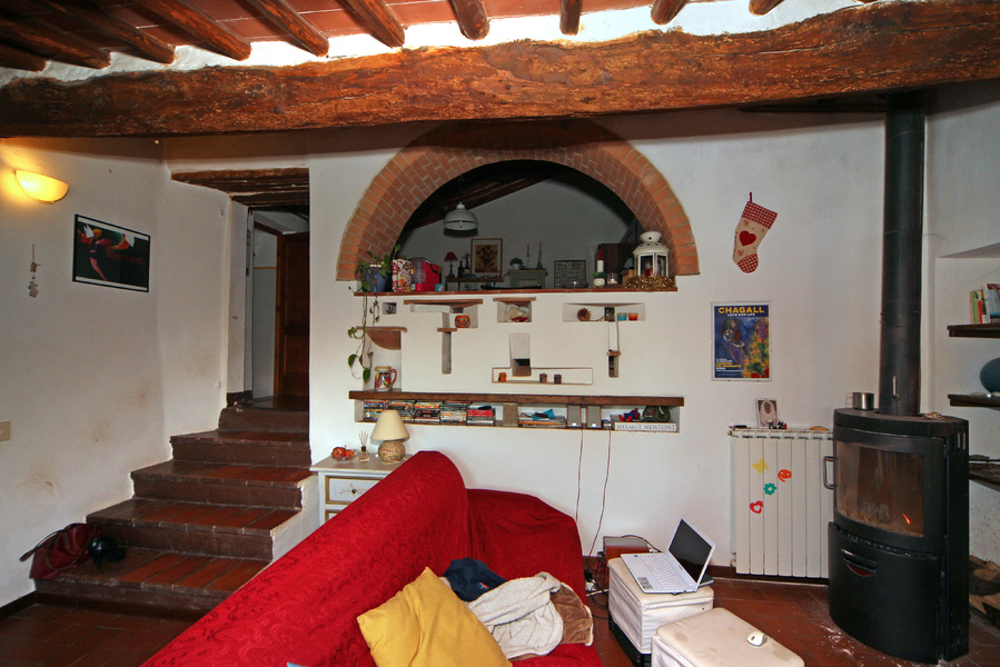 is9f8614 - Apartments in hamlets CASTELLINA IN CHIANTI (SI) MANDORLO