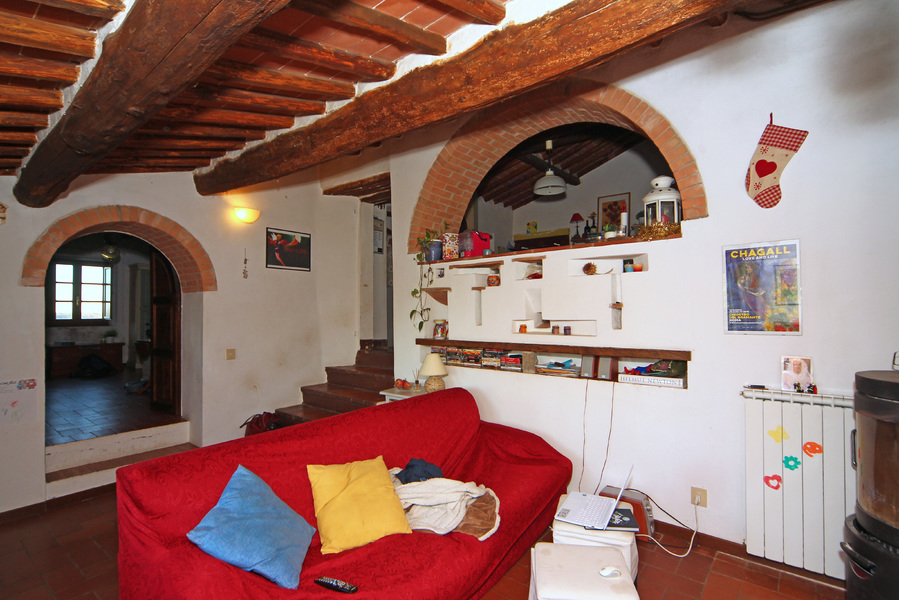 is9f8612 - Apartments in hamlets CASTELLINA IN CHIANTI (SI) MANDORLO