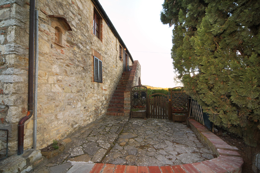 is9f8644 - Apartments in hamlets CASTELLINA IN CHIANTI (SI) MANDORLO