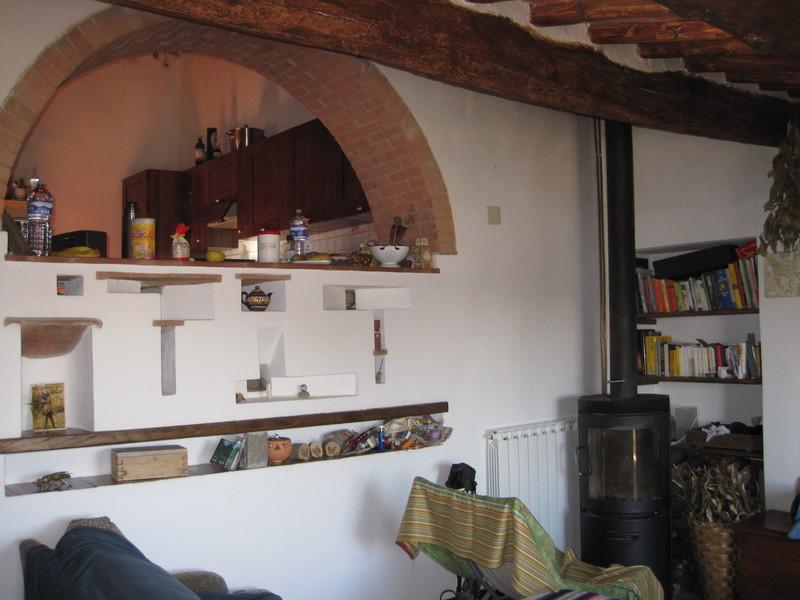 appartamenti-in-borghi-casa-in - Apartments in hamlets CASTELLINA IN CHIANTI (SI) MANDORLO