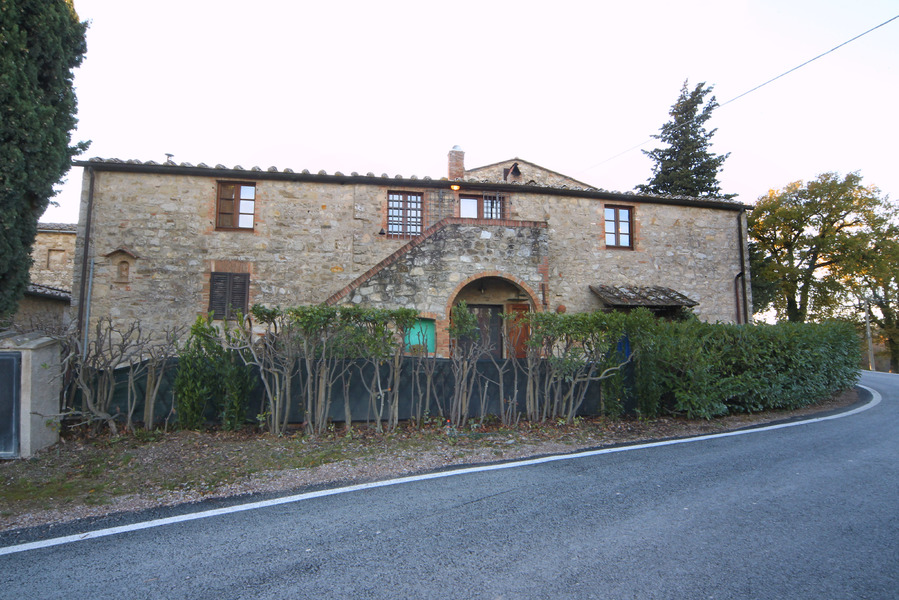 is9f8648 - Apartments in hamlets CASTELLINA IN CHIANTI (SI) MANDORLO