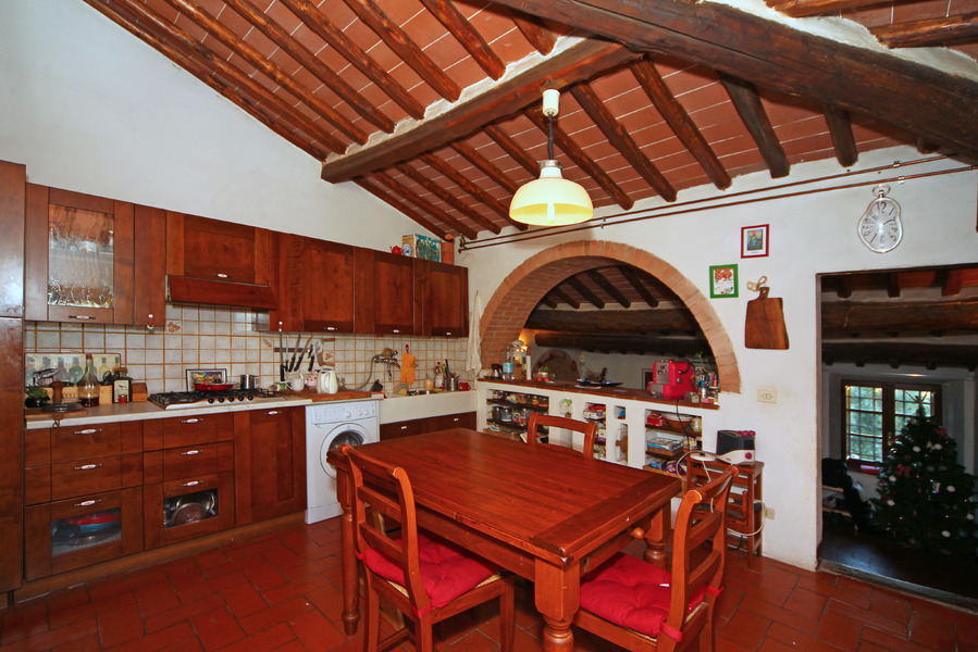 is9f8620 - Apartments in hamlets CASTELLINA IN CHIANTI (SI) MANDORLO