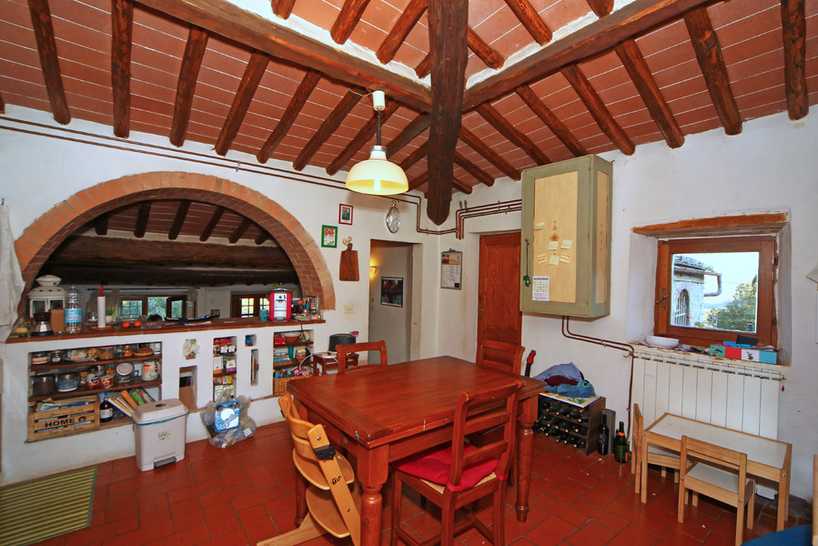 is9f8625 - Apartments in hamlets CASTELLINA IN CHIANTI (SI) MANDORLO
