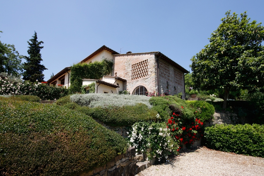11-case-di-campagna-casa-in-to - Country houses IMPRUNETA (FI) MONTE ORIOLO