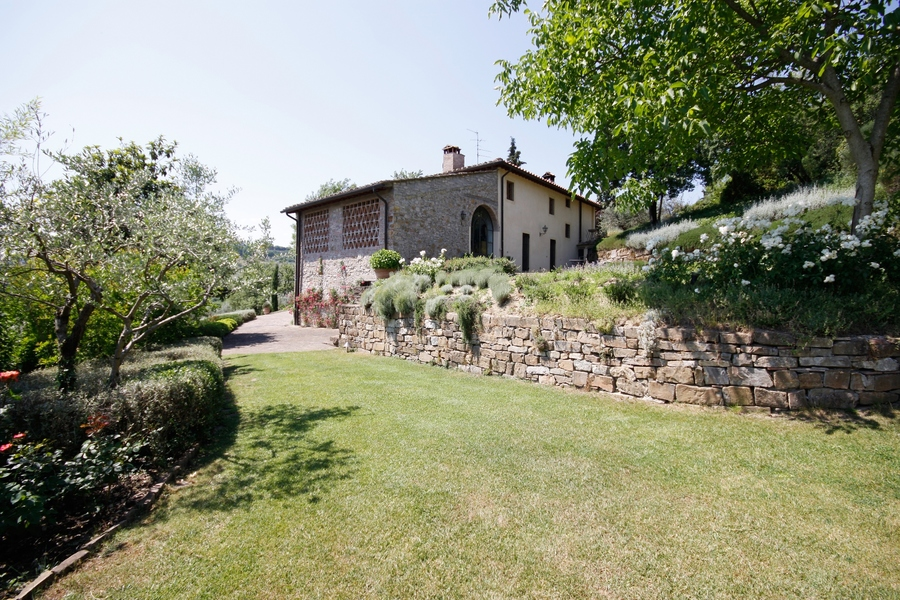 16-case-di-campagna-casa-in-to - Country houses IMPRUNETA (FI) MONTE ORIOLO