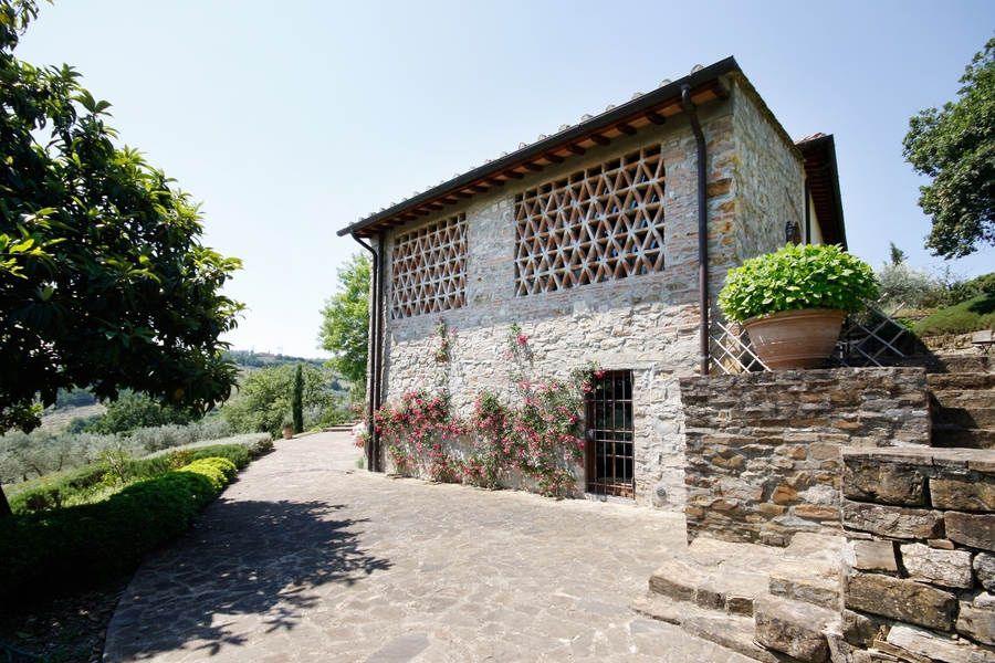 13-case-di-campagna-casa-in-to - Country houses IMPRUNETA (FI) MONTE ORIOLO
