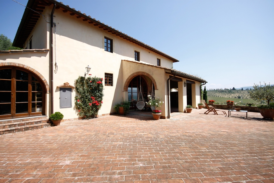 06-case-di-campagna-casa-in-to - Country houses IMPRUNETA (FI) MONTE ORIOLO