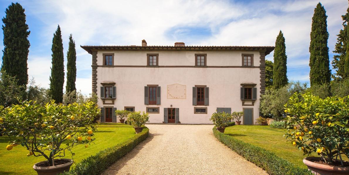 05-villa-casa-in-toscana-san-c - Villas and castles SAN CASCIANO IN VAL DI PESA (FI)