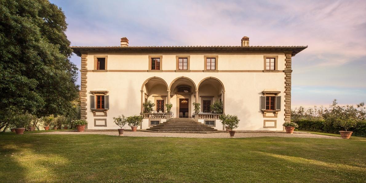 02-villa-casa-in-toscana-san-c - Villas and castles SAN CASCIANO IN VAL DI PESA (FI)
