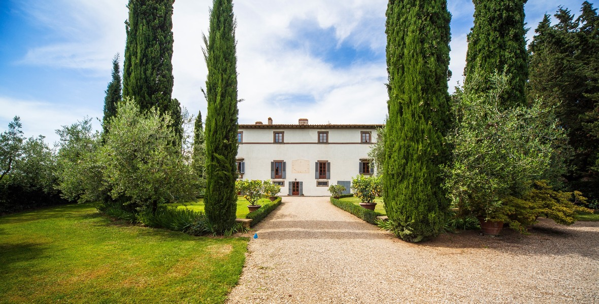 04-villa-casa-in-toscana-san-c - Villas and castles SAN CASCIANO IN VAL DI PESA (FI)