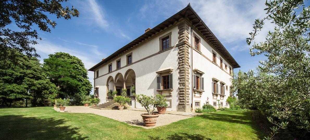 01-villa-casa-in-toscana-san-c - Villas and castles SAN CASCIANO IN VAL DI PESA (FI)