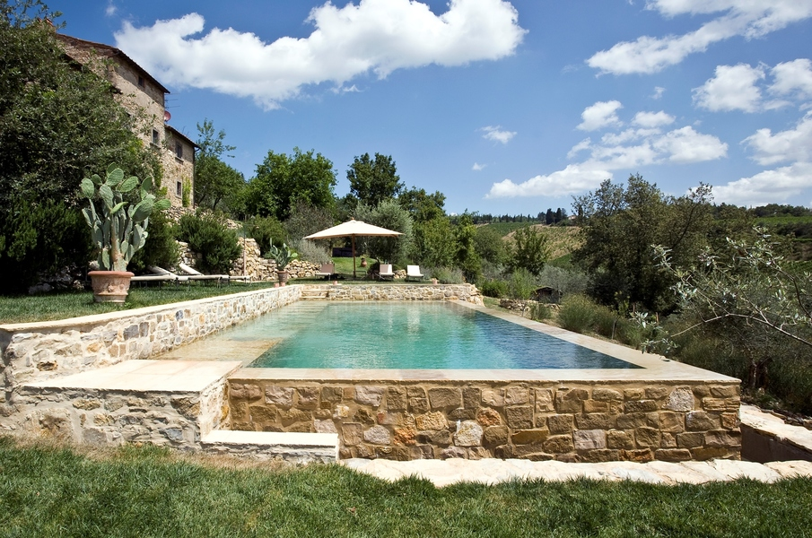 casa-in-toscana-radda-in-chian - Загородная недвижимость RADDA IN CHIANTI (SI)