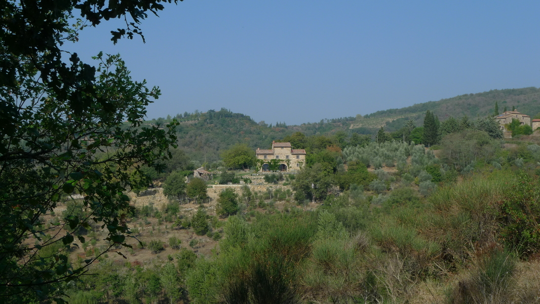 casa-in-toscana-radda-in-chian - Country houses RADDA IN CHIANTI (SI)