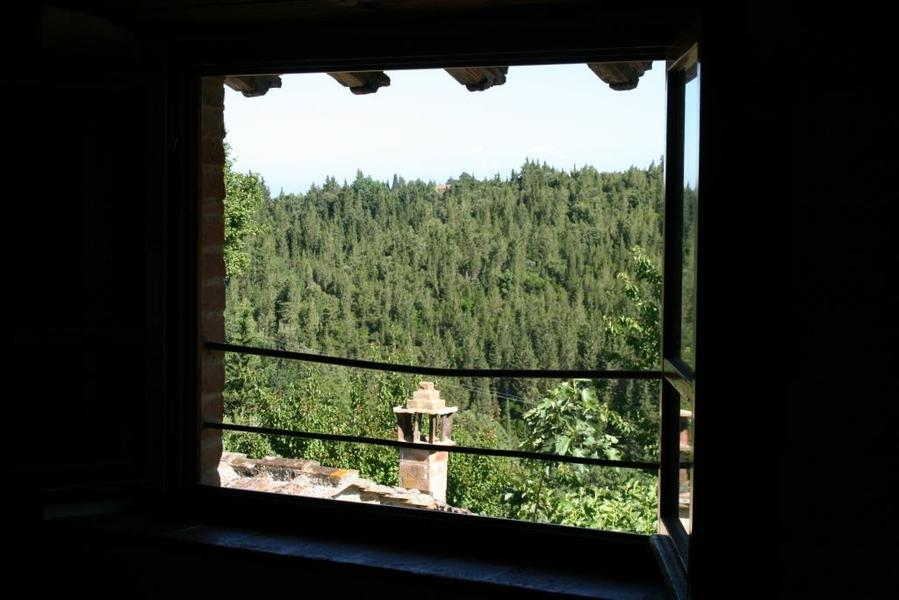 14 - Apartments in hamlets CASTELLINA IN CHIANTI (SI) GRANAIO