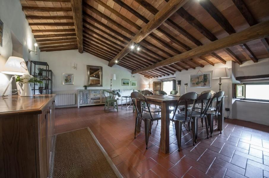 20 - Apartments in hamlets CASTELLINA IN CHIANTI (SI) GRANAIO