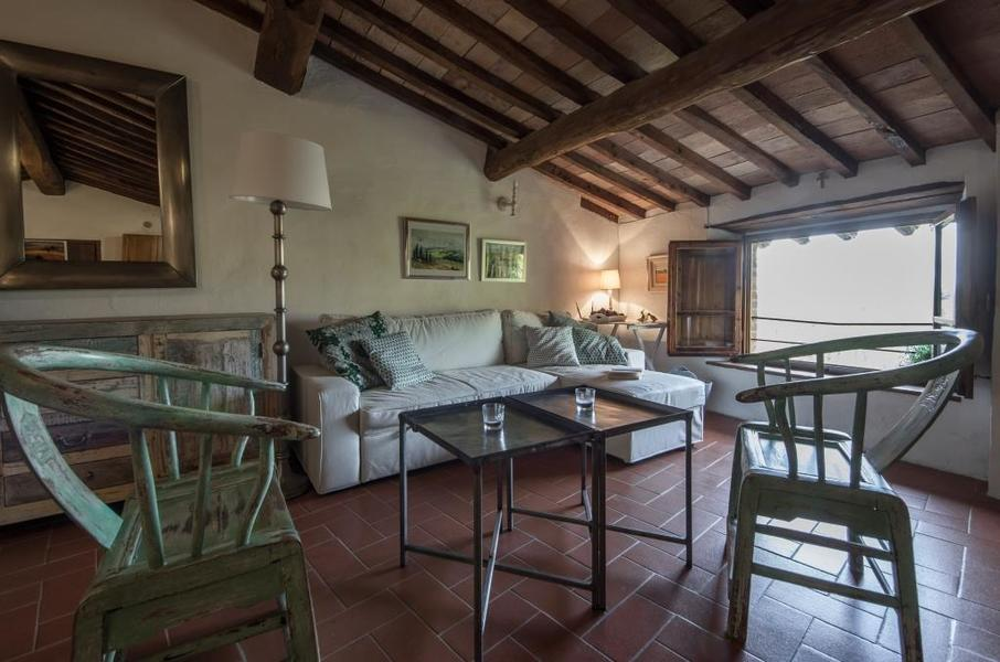 23 - Apartments in hamlets CASTELLINA IN CHIANTI (SI) GRANAIO