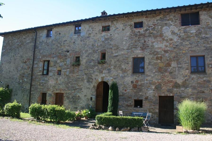08 - Apartments in hamlets CASTELLINA IN CHIANTI (SI) GRANAIO