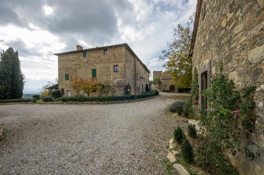 03 - Apartments in hamlets CASTELLINA IN CHIANTI (SI) GRANAIO