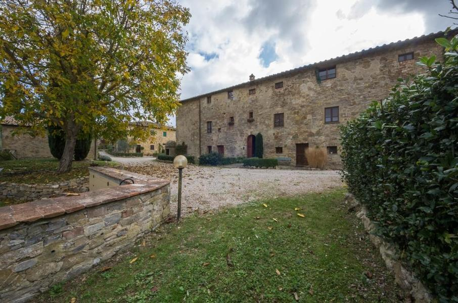 01 - Apartments in hamlets CASTELLINA IN CHIANTI (SI) GRANAIO