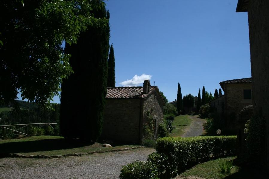09 - Apartments in hamlets CASTELLINA IN CHIANTI (SI) GRANAIO