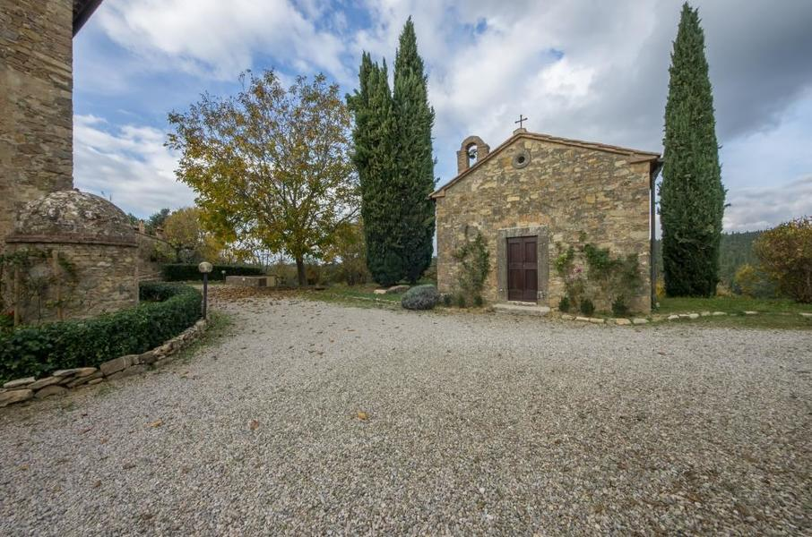 02 - Apartments in hamlets CASTELLINA IN CHIANTI (SI) GRANAIO