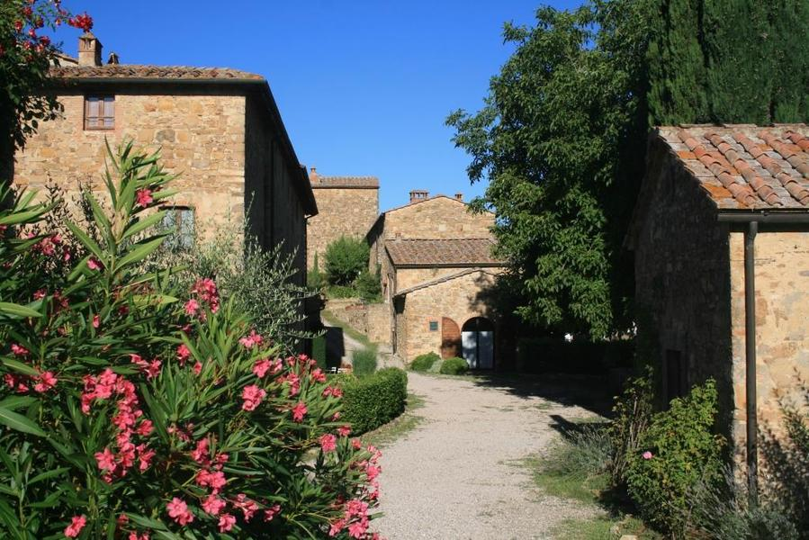 11 - Apartments in hamlets CASTELLINA IN CHIANTI (SI) GRANAIO