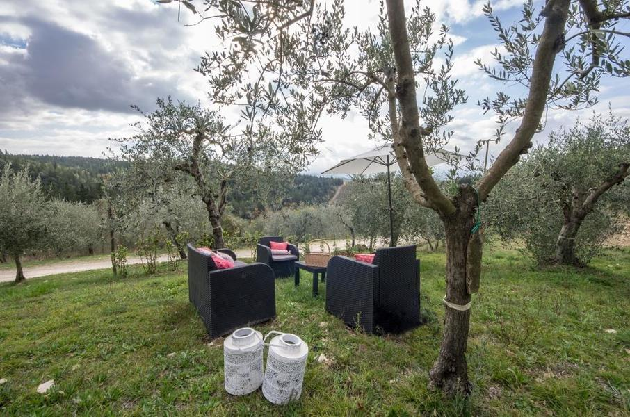 06 - Apartments in hamlets CASTELLINA IN CHIANTI (SI) GRANAIO