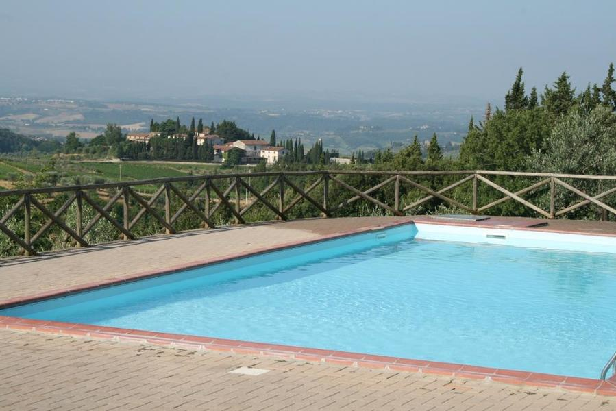 13 - Apartments in hamlets CASTELLINA IN CHIANTI (SI) GRANAIO
