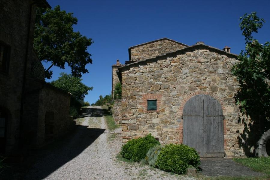 10 - Apartments in hamlets CASTELLINA IN CHIANTI (SI) GRANAIO