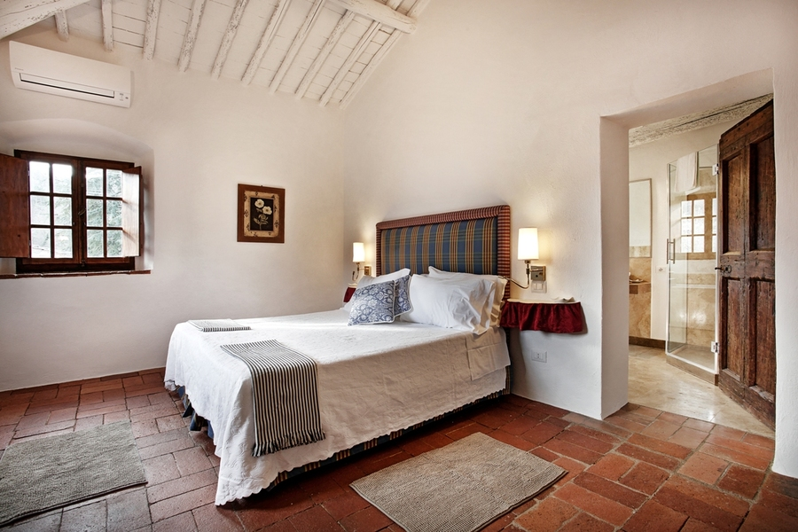 24c - Country houses GAIOLE IN CHIANTI (SI) RIETINE