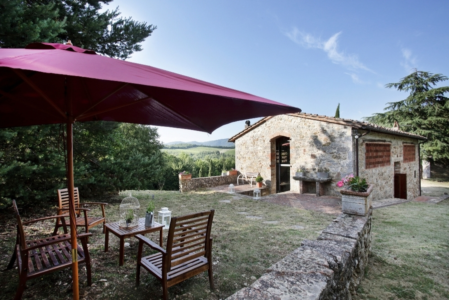 38 - Country houses GAIOLE IN CHIANTI (SI) RIETINE