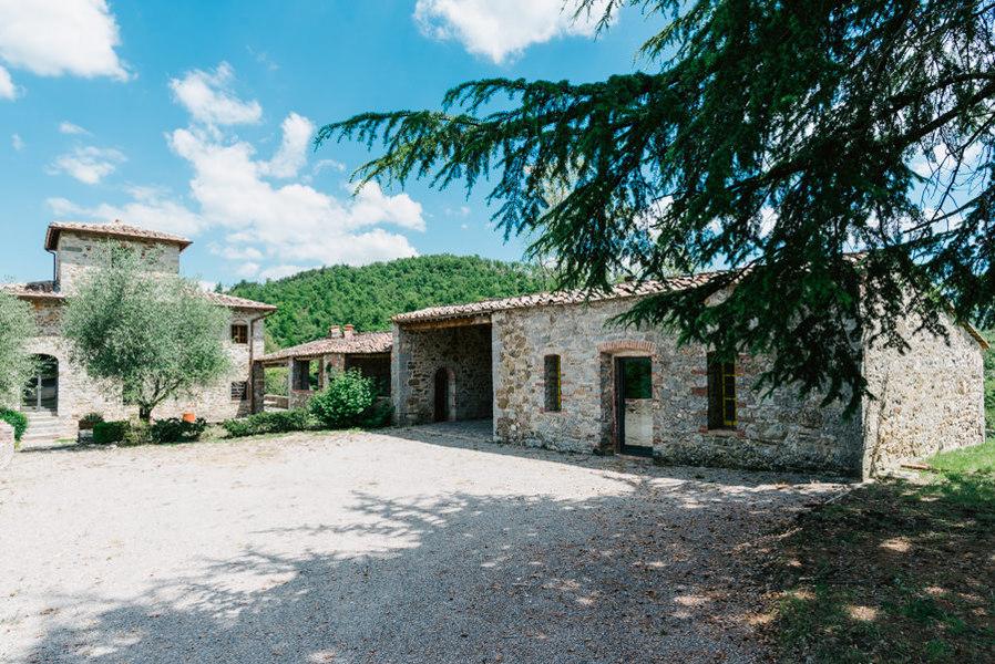 05-luciano cortigiani-32 - Country houses GAIOLE IN CHIANTI (SI) RIETINE