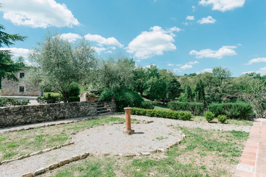 34-luciano cortigiani-28 - Country houses GAIOLE IN CHIANTI (SI) RIETINE