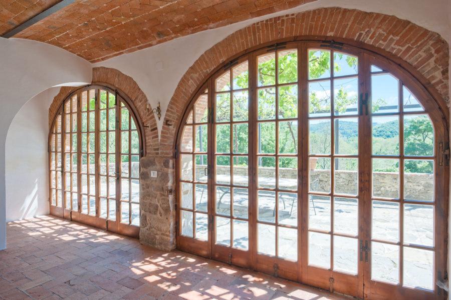 11-luciano cortigiani-15 - Country houses GAIOLE IN CHIANTI (SI) RIETINE