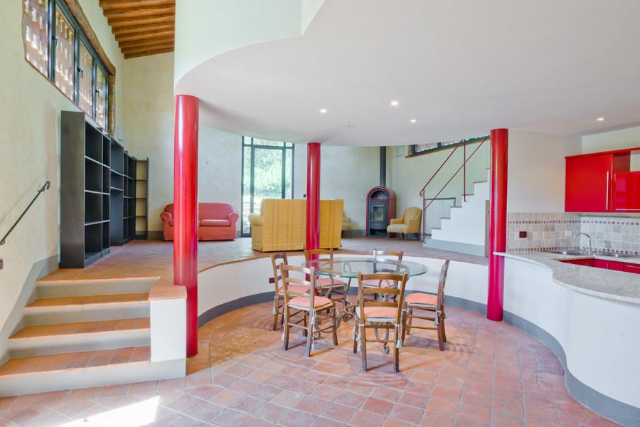 20-luciano cortigiani-4 - Country houses GAIOLE IN CHIANTI (SI) RIETINE