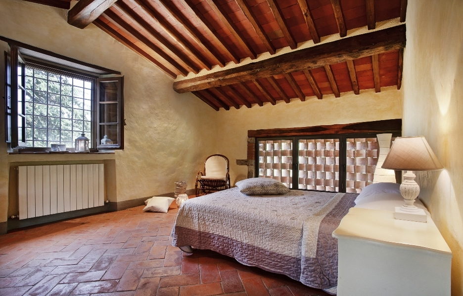 24f - Country houses GAIOLE IN CHIANTI (SI) RIETINE