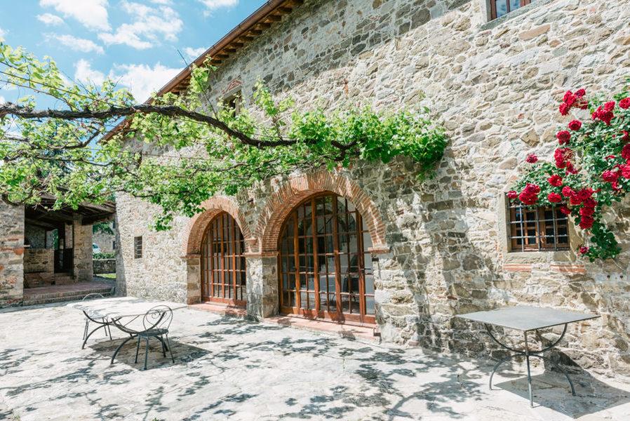 06-luciano cortigiani-24 - Country houses GAIOLE IN CHIANTI (SI) RIETINE