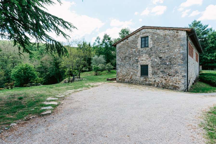 33-luciano cortigiani-34 - Country houses GAIOLE IN CHIANTI (SI) RIETINE