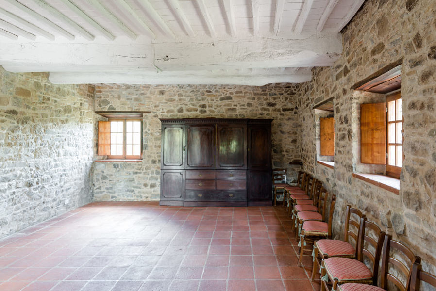 30-luciano cortigiani-22 - CASE DI CAMPAGNA GAIOLE IN CHIANTI (SI)