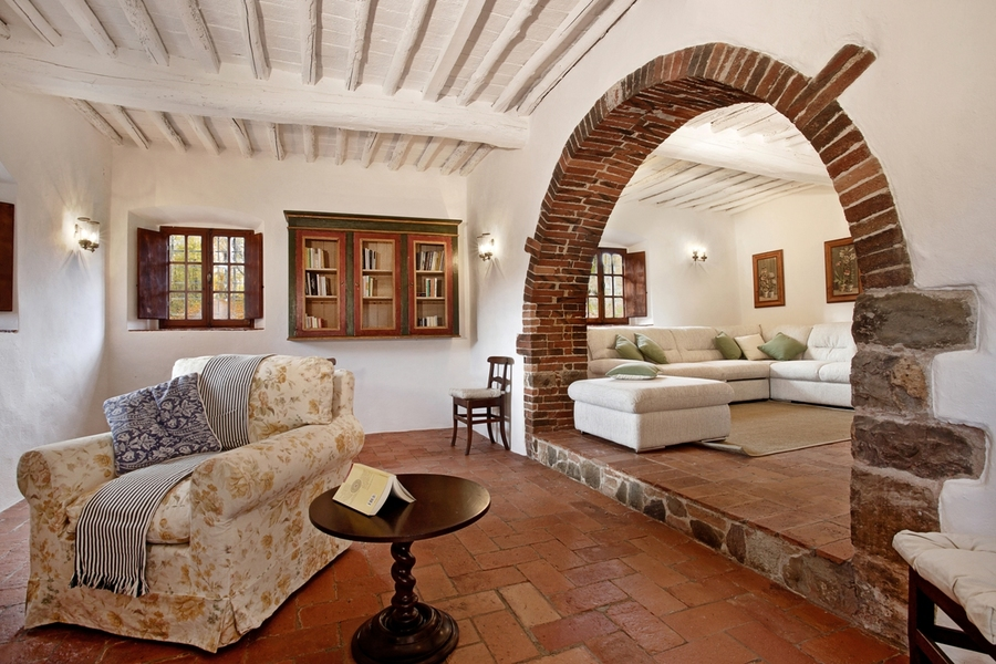 23b - Country houses GAIOLE IN CHIANTI (SI) RIETINE