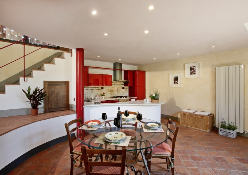 22e - Country houses GAIOLE IN CHIANTI (SI) RIETINE