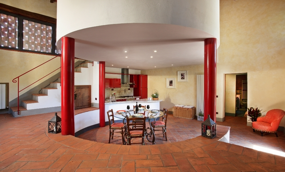 22a - Country houses GAIOLE IN CHIANTI (SI) RIETINE