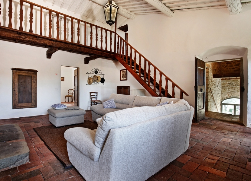 23c - Country houses GAIOLE IN CHIANTI (SI) RIETINE
