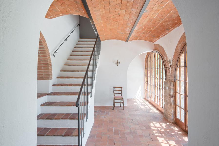12-luciano cortigiani-14 - Country houses GAIOLE IN CHIANTI (SI) RIETINE